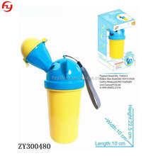 2018 Cartoon PORTABLE urinal toys for boys