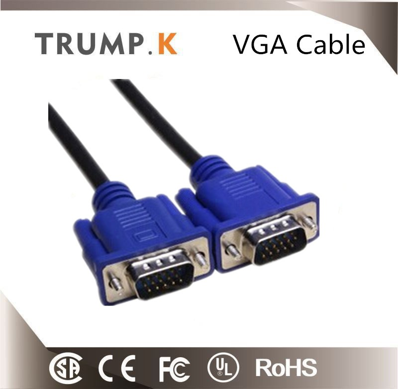 High Definition HDTV AV HD VGA Cable for projector