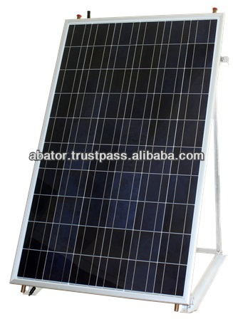 Hybrid Solar Panel 2 in 1. Thermal+Photovoltaic