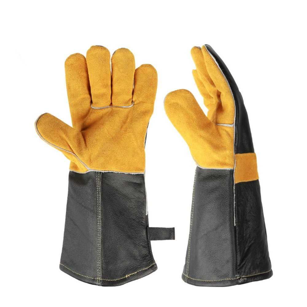 High Temperature Diesel Protection Heating Resistant Gloves