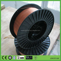 1.20mm CO2 Welding Wire in black plastic spool Factory supply suitable for all metal welding