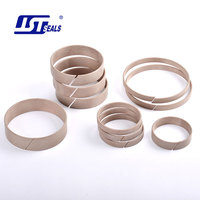 JST seals quick delivery hydraulic ptfe piston guiding ring seals