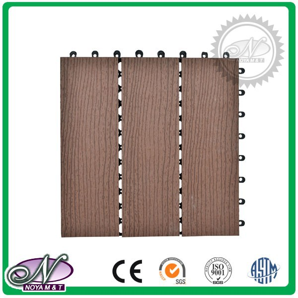 Top quality wood plastic composite exterior wall cladding