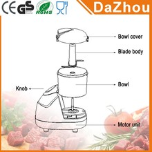 High Quality Cheap Price Mini Electric Blender Food Chopper