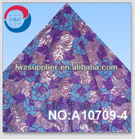 wholesale embroidered african organza lace fabric