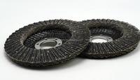 low price fiber glass flap abrasive wheel for cordless car polisher