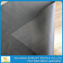 Cheap bulk 75D 100% polyester plain imitated memory knitting clothes fabric