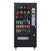 2017 High Quality Snacks And Beverages Combo Vending Machine for Sale
