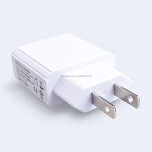 Black/White AC DC Adapter 5V 2A Dual USB Wall Charger For iphone 4S 4 3GS 3G ipod