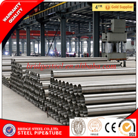 ASTM A106 GR.B DIN 17175 ST 35.4 seamless steel pipe factory in China
