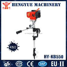 chinese outboard motor engine small power 1.3hp 2 stroke outboard motor for sale