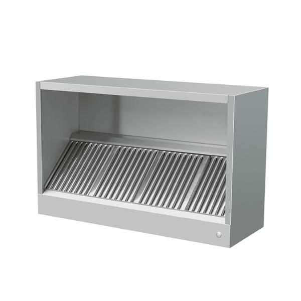 Restaurant Kitchen Hoods Stainless Steel ~ Restaurant kitchen chimney exhaust hood stainless steel