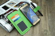 For Samsung Note 5 Multi Function Flip Card Holder Wallet Stand Phone Leather Case