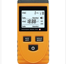 EMF Meter Tester the detection of the electric field, magnetic field