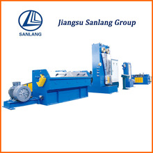 Suzhou sanlang-copper electrical cable manufacturing drawing machine