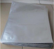 Made in china manufacturer wholesale price side gusset aluminium foil bag for food bread