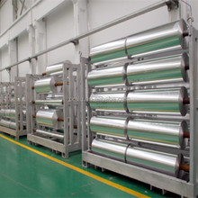 China manufacturer aluminium foil for food/medical packaging