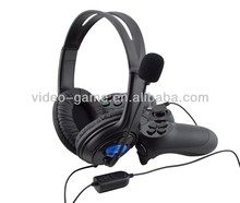 Gaming Headset for Playstation 4/PS4
