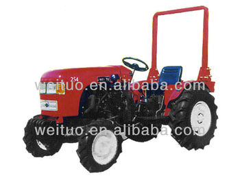 TY254 4wd mini tractor price 25hp