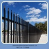 High-grade Wrought Iron Fence/White Aluminiuml Fence For Home/High-quality Picket Fence For Garden