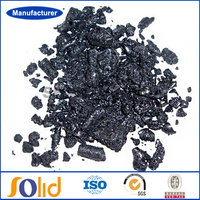 China factory Coal Tar Pitch with 1-3mm