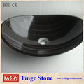 Shanxi black stone basin and ogee sink