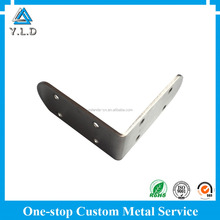 Superior Quality Customized Stainless Steel L Shaped Bracket At Factory Price