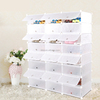 24 cubes large modern plastic living room furniture cabinets for home FH-AL0322427-24