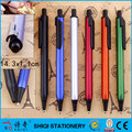 new design high quality metal pen retractable pen