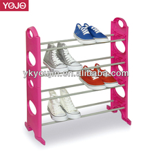 stylish decorative shoe rack
