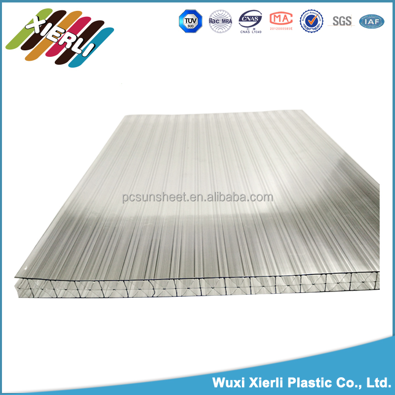 waterproof greenhouse polycarbonate price sheets plastic