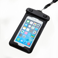 2018 Top selling Custom Universal Pvc Waterproof Cell Phone Case Water Proof Bag,Cover Phone Accessories Mobile Case