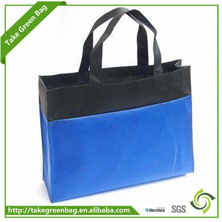 Newest hot sale promotion foldable non woven bag