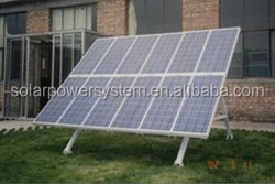 5kw home solar power station solar pv panel solar dry cell battery