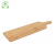 Hot sale long bamboo function chopping board wooden with handle