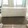 Insulated eps sandwich panel for floor