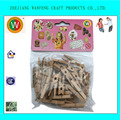 mini wooden peg craft wooden clothes peg wooden clips