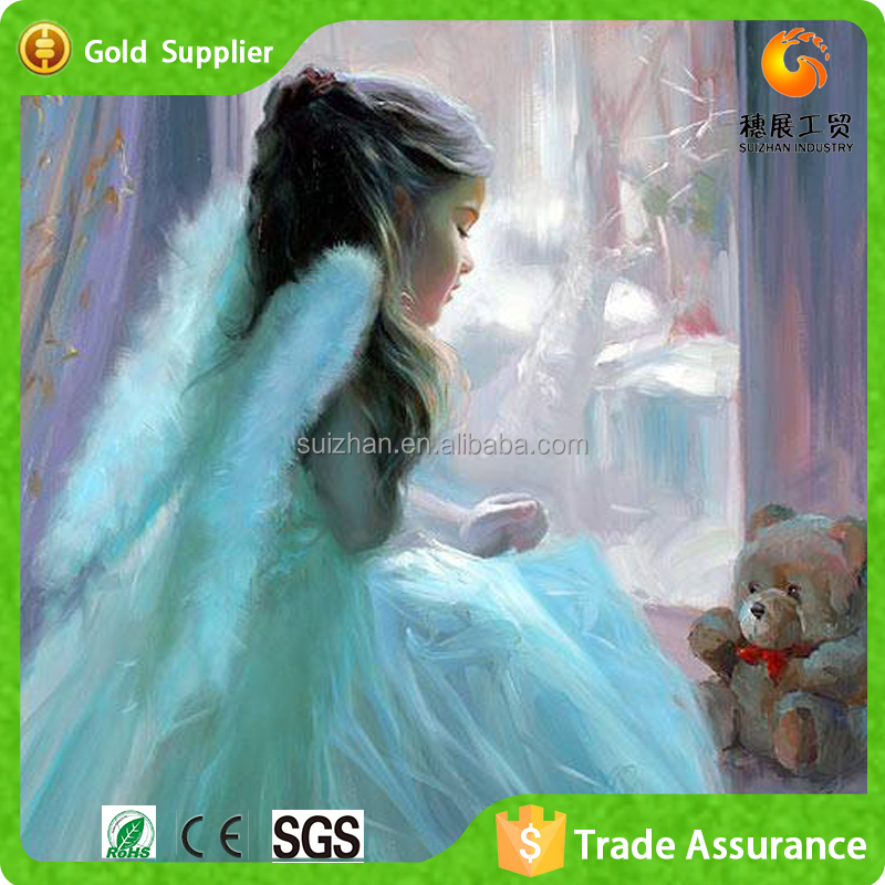 Zhejiang Supplier Diy Crystal 3D Oil Painting On Canvas