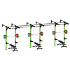 Multifunctional Gym Fitness Equipment Wall Mounted Rig
