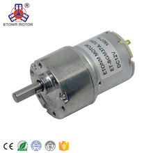 micro battery operated dc generator gear motor 12v 5rpm