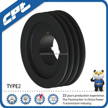 Multiple type choice v belt pulley for sale