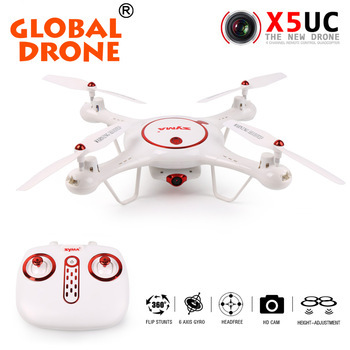 Original Global Drone Syma X5 Series X5UC Perfessional Dron with 2.0MP HD Camera WIFI FPV RC Quadcopter VS X5UW