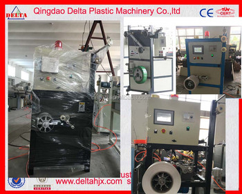 PP PET strap machine coiler PP strap extruding machine automatic winder
