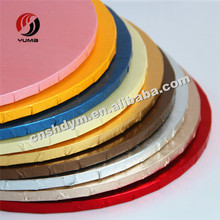 wholesale foil round/square cake boards and cake drums