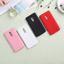 Hot bumper case For Xiaomi redmi note 4, ultra thin black white pink red tpu case cover For redmi note 4 back cover