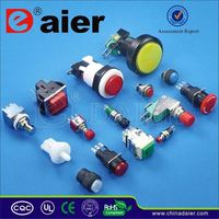 Daier waterproof rotary switch 2 step without led