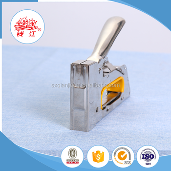 industrial R23 nail gun hand tacker air staple hand tacker staple gun