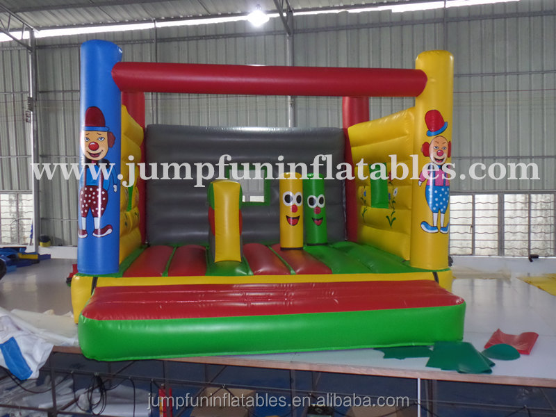 Hot hire Inflatable Jumper House/Kid Jumping Bounce/PVC bouncy castle