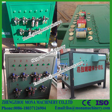 Aluminum recycling machine from cans, cap separator, automatic aluminum can processing machine