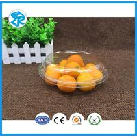 Factory Directly Sale Cheap Heart Shaped Plastic Fruit Box Wholesale